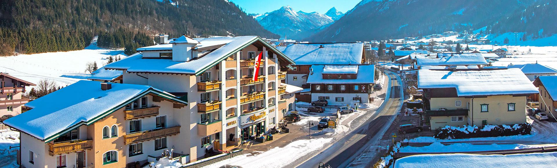 3 Sterne Superior Hotel in Flachau, Ski amadé