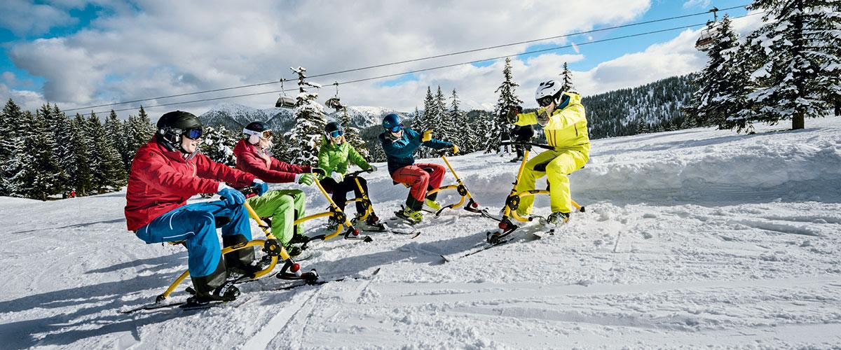 Actionsport Winterurlaub Flachau Ski Amade 1