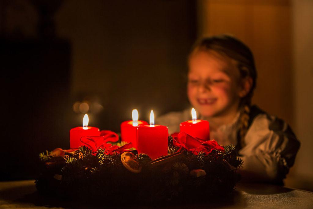 Adventzeit im Salzburger Land