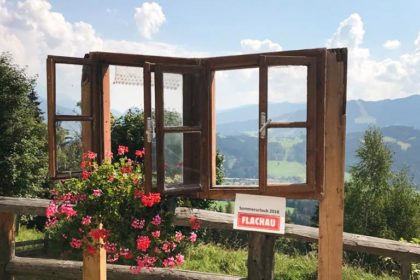 Eigene Alm - Hotel Alpenwelt in Flachau