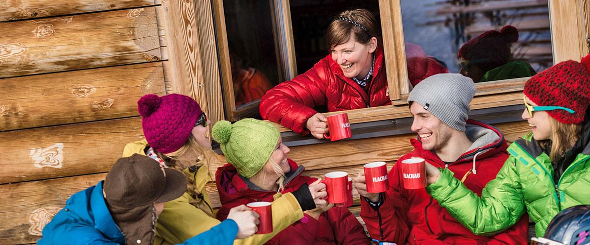 Einkehrschwund & Après-Ski - Winter- & Skiurlaub in Flachau, Ski amadé