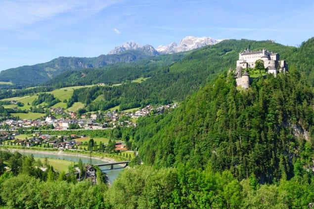 Erlebnisburg Hohenwerfen - Ausflugsziel im Salzburger Land