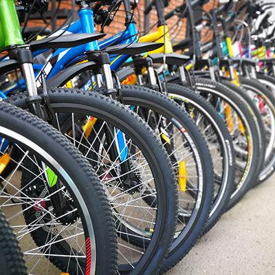 Fahrradverleih - Inklusivleistung im Hotel Alpenwelt in Flachau