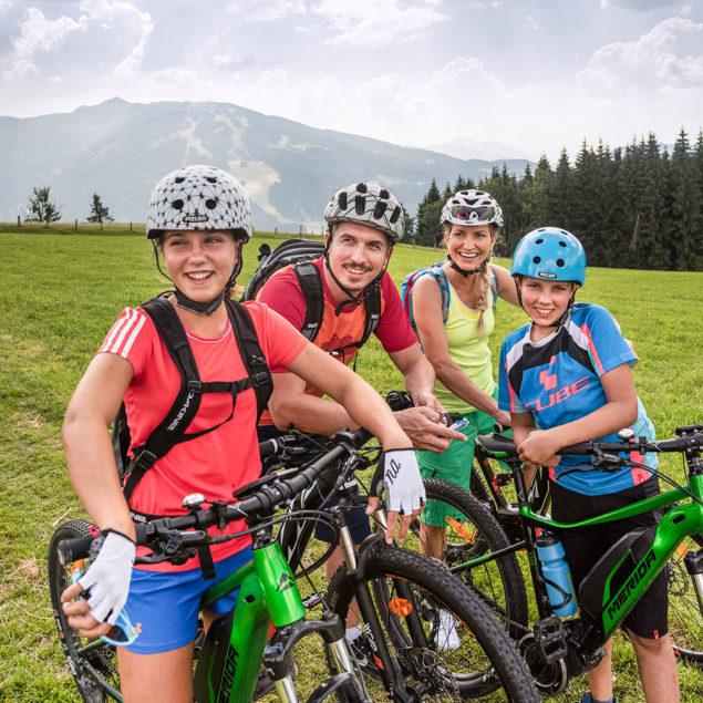 Familienurlaub & Sommerurlaub in Flachau