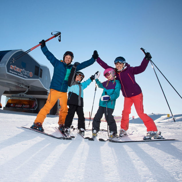 Familienurlaub & Skiurlaub in Flachau