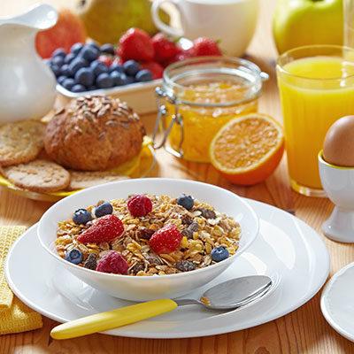 Frühstücksbuffet - Inklusivleistung im Hotel Alpenwelt in Flachau