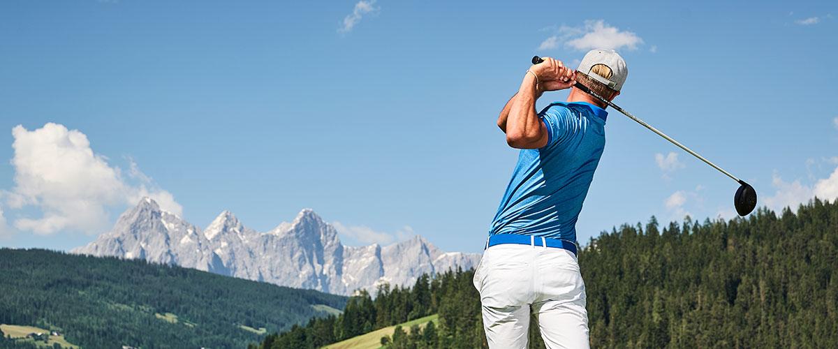 Golfen im Golfclub Radstadt