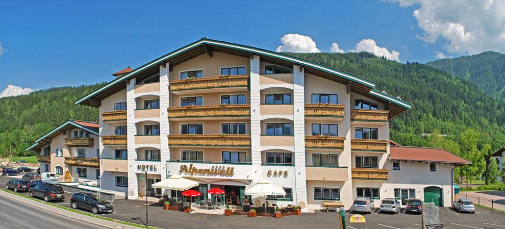 Hotel Alpenwelt Flachau 1