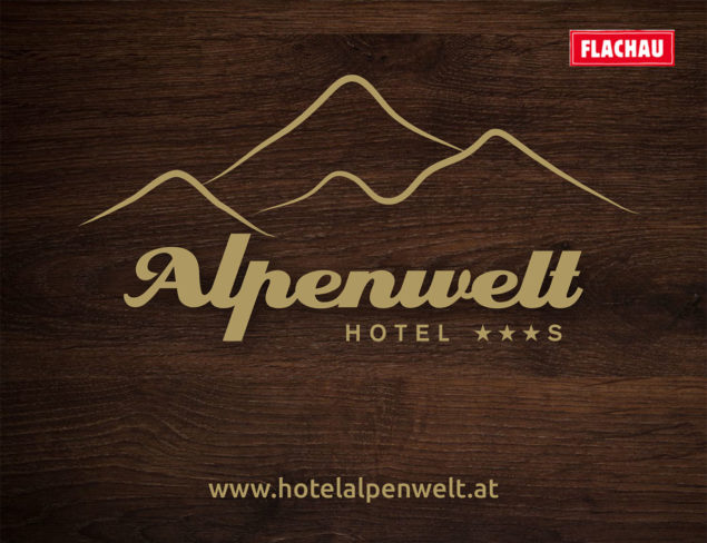 Hotelprospekt Hotel Alpenwelt 1