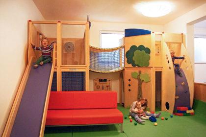 Bunte Kinderwelt im Hotel Alpenwelt in Flachau
