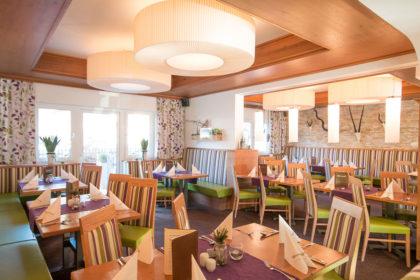Restaurant im Hotel Alpenwelt in Flachau