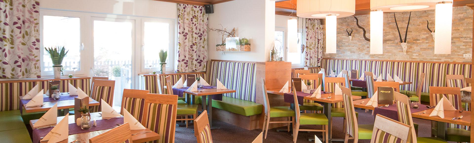 Restaurant Hotel Flachau Alpenwelt 1