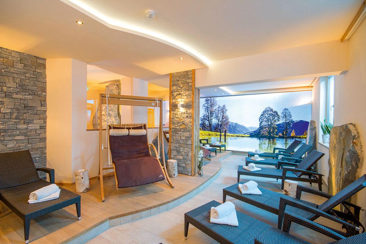 Hotel mit Sauna in Flachau, Hotel Alpenwelt