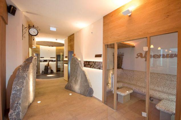 Sauna Hotel Alpenwelt Flachau 3