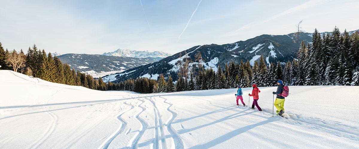 Schneeschuhwandern - Winter- & Skiurlaub in Flachau, Ski amadé