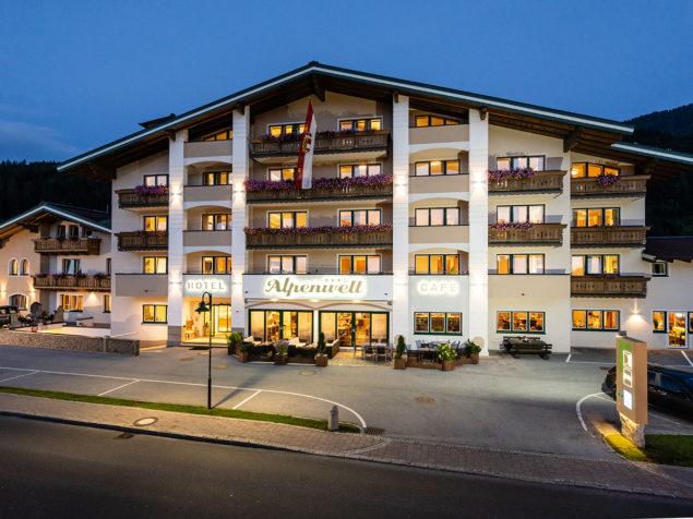 3 Sterne Superior Hotel in Flachau - Hotel Alpenwelt