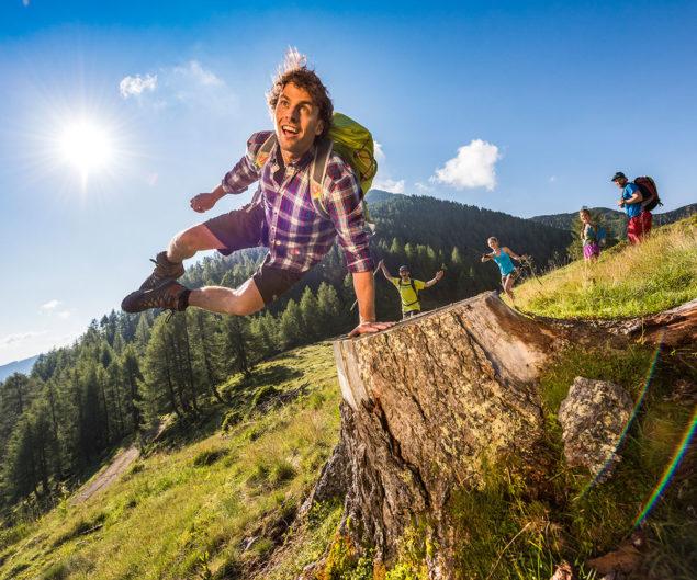 Wandern - Sommerurlaub in Flachau, Salzburger Land