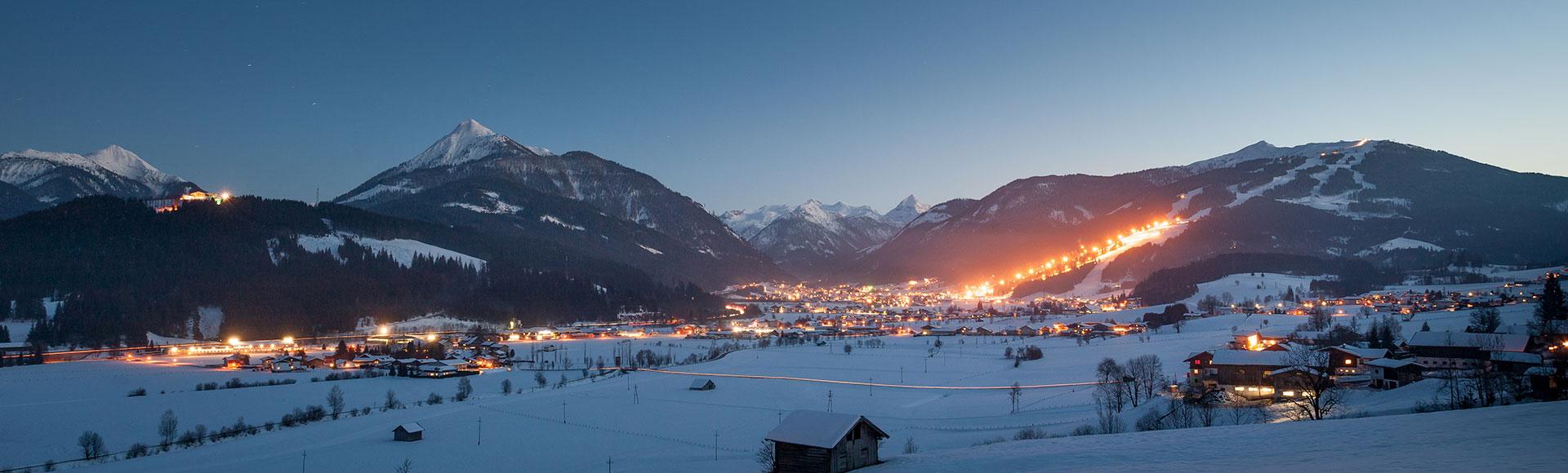 Winterurlaub Flachau Ski Amade 1