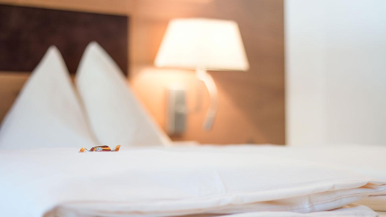 Grundriss - Zimmer für 2 Personen, komfortable Zimmer in Flachau