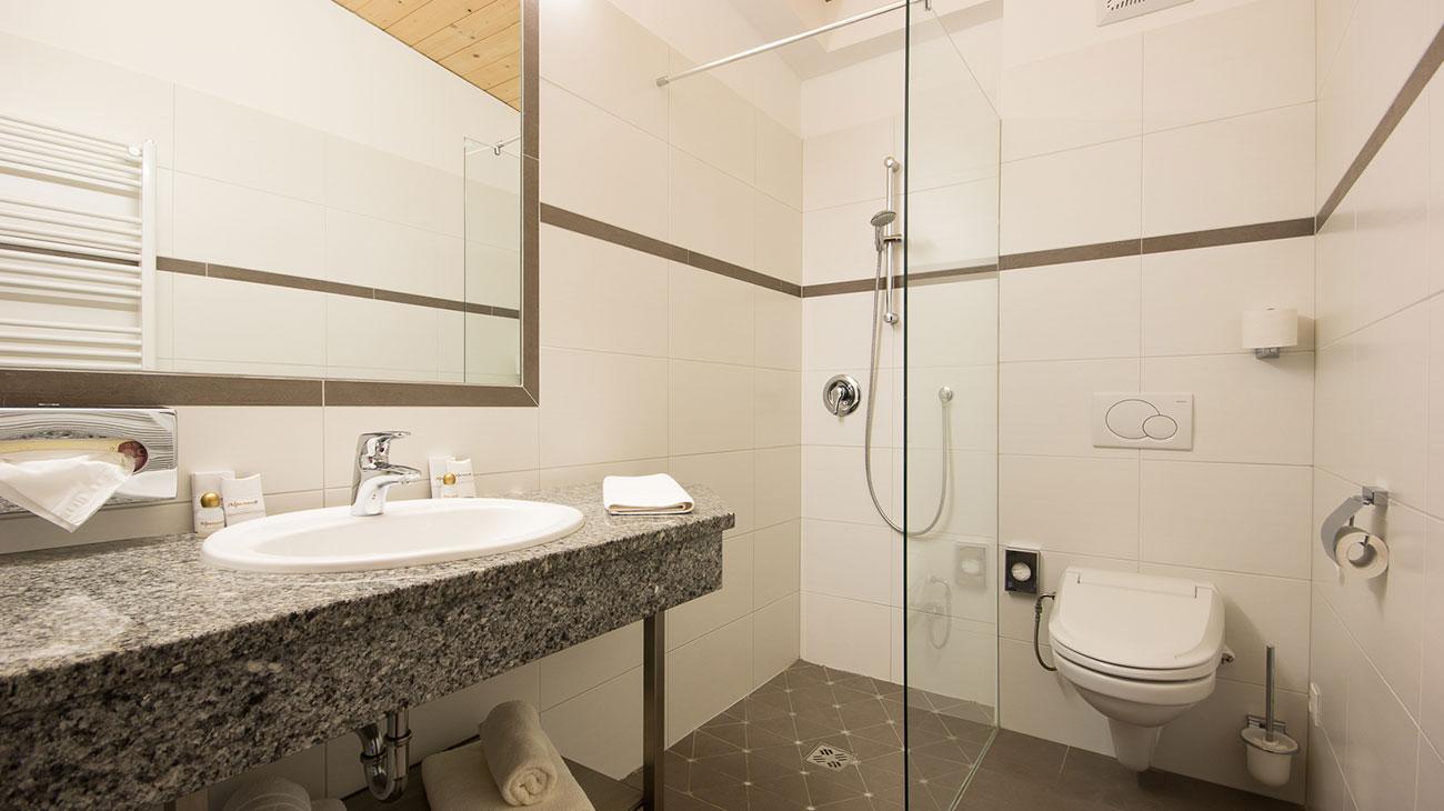 Gediegene Zimmer für 3 Personen, komfortable Zimmer in Flachau
