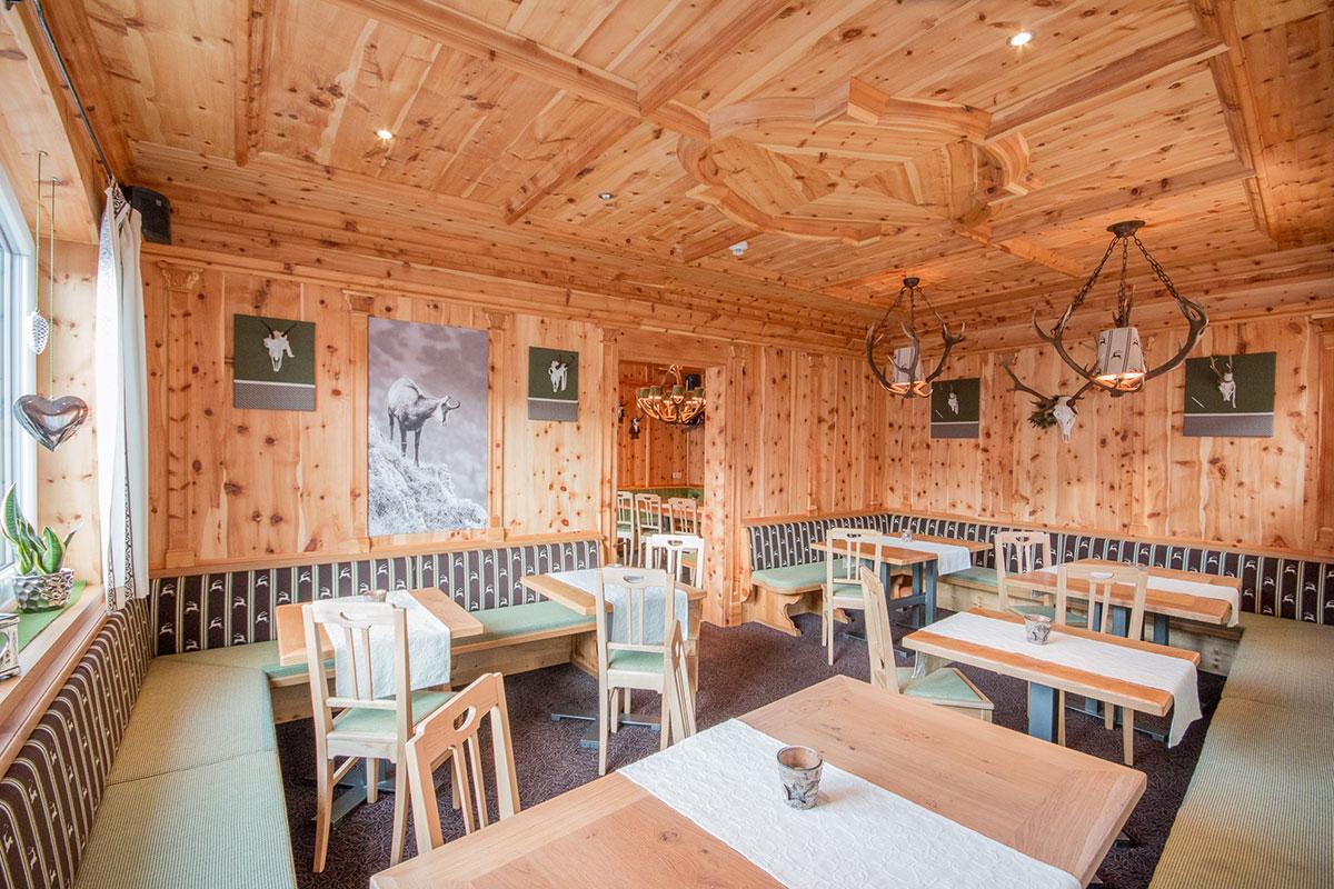 Zirbenstüberl im Hotel Alpenwelt in Flachau